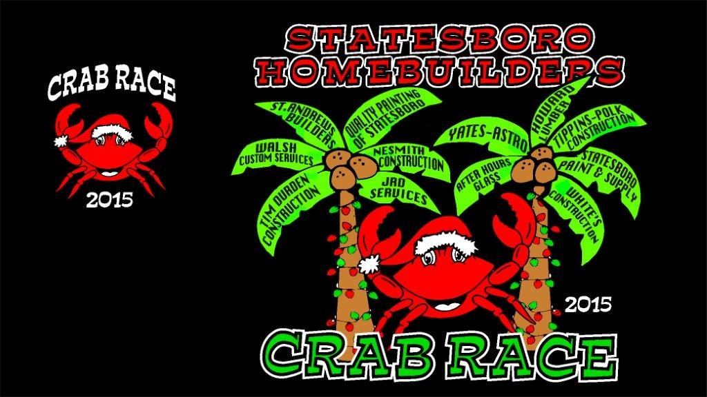 crab race 2015