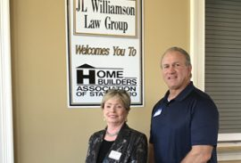 JL Williamson Law Group hosts May Meeting 2018