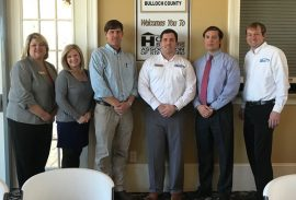 Citizens Bank hosts March Meeting