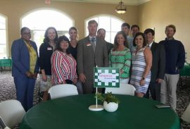 Synovus Bank hosts April Meeting