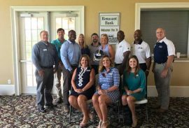 Renasant Bank hosts September Meeting