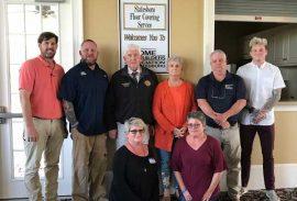 Statesboro Floor Covering hosts November Meeting