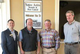 Yates Astro hosts January Meeting